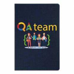 Блокнот А5 QA+TEAM