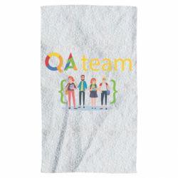 Полотенце QA+TEAM