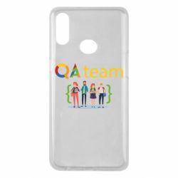 Чехол для Samsung A10s QA+TEAM