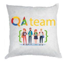 Подушка QA+TEAM