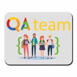 Коврик для мыши QA+TEAM