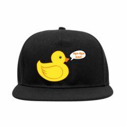Снепбек Quack-quack fuck!