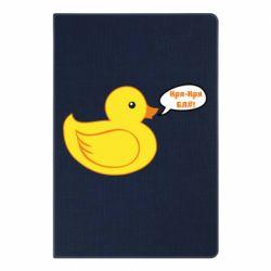 Блокнот А5 Quack-quack fuck!