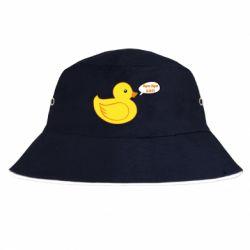 Панама Quack-quack fuck!