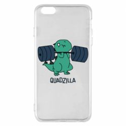 Чохол для iPhone 6 Plus/6S Plus Quadzilla