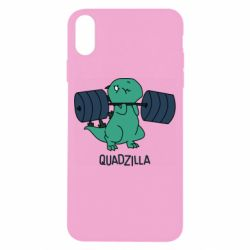 Чохол для iPhone X/Xs Quadzilla