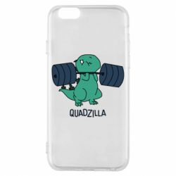 Чохол для iPhone 6/6S Quadzilla