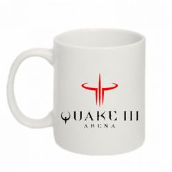 Кружка 320ml Quake 3 Arena - FatLine
