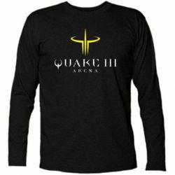 Футболка с длинным рукавом Quake 3 Arena - FatLine