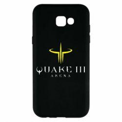 Чехол для Samsung A7 2017 Quake 3 Arena
