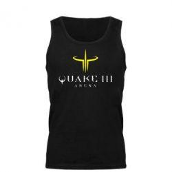 Мужская майка Quake 3 Arena - FatLine