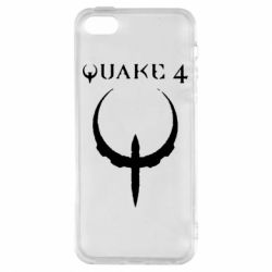 Чехол для iPhone5/5S/SE Quake 4 - FatLine