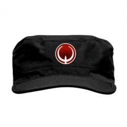 Кепка милитари Quake Logo - FatLine