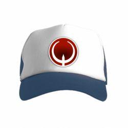 Дитяча кепка-тракер Quake Logo