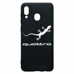 Чохол для Samsung A30 Quattro