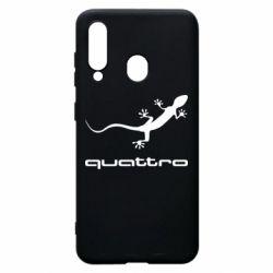 Чохол для Samsung A60 Quattro