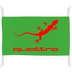 Прапор Quattro