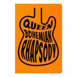 Блокнот А5 Queen Bohemian Rhapsody