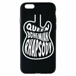 Чохол для iPhone 6/6S Queen Bohemian Rhapsody