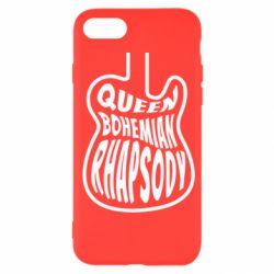 Чохол для iPhone 7 Queen Bohemian Rhapsody