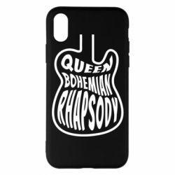 Чохол для iPhone X/Xs Queen Bohemian Rhapsody