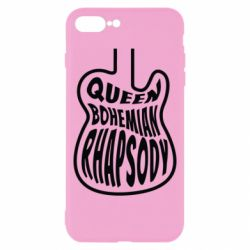 Чохол для iPhone 8 Plus Queen Bohemian Rhapsody