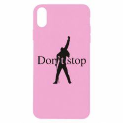 Чохол для iPhone Xs Max Queen Don't stop