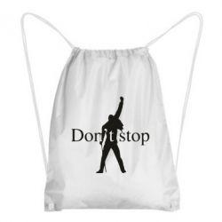 Рюкзак-мішок Queen Don't stop