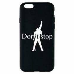 Чохол для iPhone 6/6S Queen Don't stop
