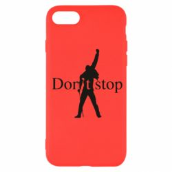 Чохол для iPhone 7 Queen Don't stop