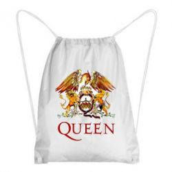 Рюкзак-мешок Queen logo 1