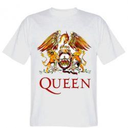 Футболка Queen logo 1