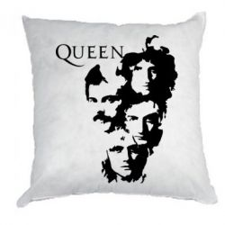 Подушка Queen music