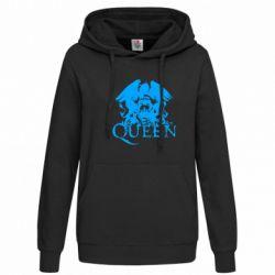 Женская толстовка Queen