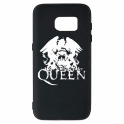 Чехол для Samsung S7 Queen