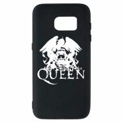 Чохол для Samsung S7 Queen