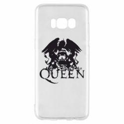 Чохол для Samsung S8 Queen