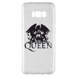 Чехол для Samsung S8+ Queen