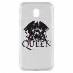 Чехол для Samsung J3 2017 Queen