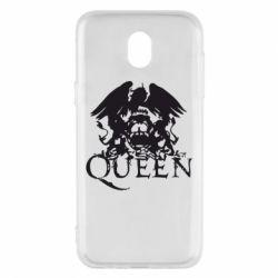 Чехол для Samsung J5 2017 Queen