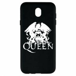 Чехол для Samsung J7 2017 Queen
