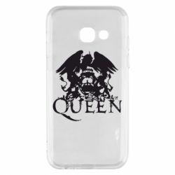 Чехол для Samsung A3 2017 Queen