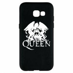 Чехол для Samsung A5 2017 Queen