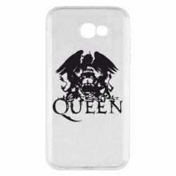 Чехол для Samsung A7 2017 Queen