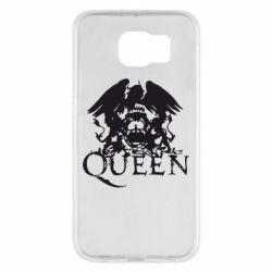 Чехол для Samsung S6 Queen