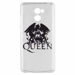 Чехол для Xiaomi Redmi 4 Queen