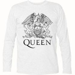 Футболка с длинным рукавом Queen