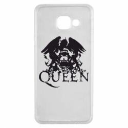 Чехол для Samsung A3 2016 Queen