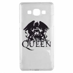 Чехол для Samsung A5 2015 Queen