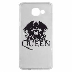 Чехол для Samsung A5 2016 Queen
